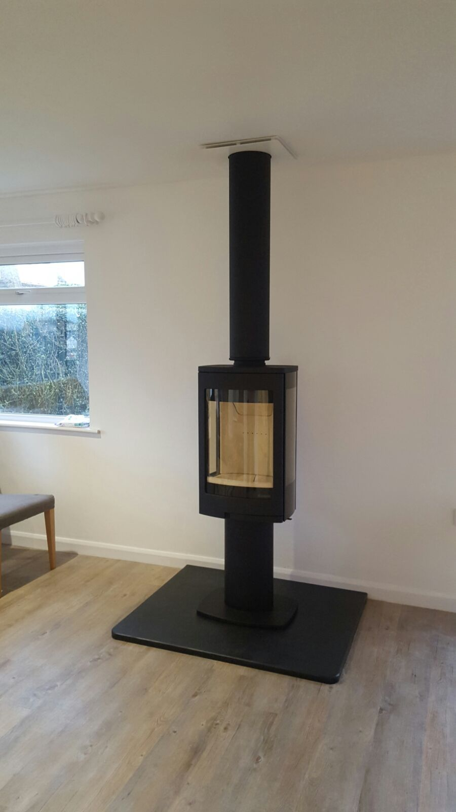 Nordpeis Duo 1 fitted in St Breward