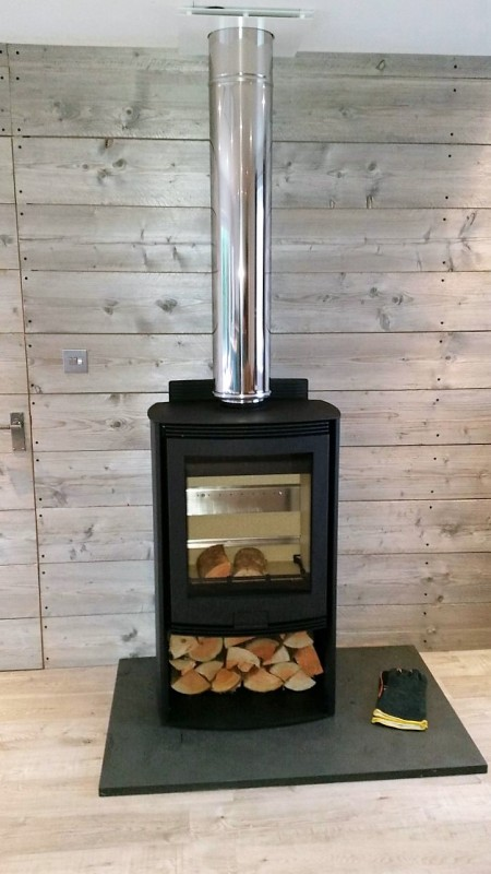 Case Studies Stove Installations Cornwall
